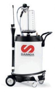 MOBILNA WYSYSARKA SAMOA S372100 / S373100