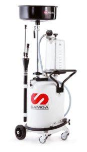 MOBILNA ZLEWARKO-WYSYSARKA SAMOA S372000 / S373000