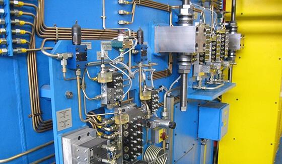 Smarowanie maszyn i urządzeń